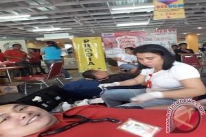 Mer99 Donor Darah Peduli Kemanusiaan di Sulut