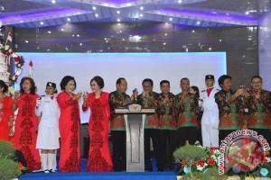 Lomban Pimpin Malam  Kebersamaan Apresiasi HUT ke-72 RI