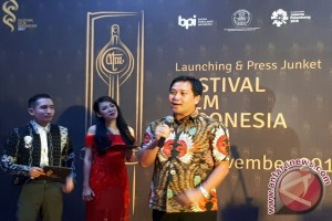 Sulawesi Utara Penyelenggara Festival Film Indonesia 2017