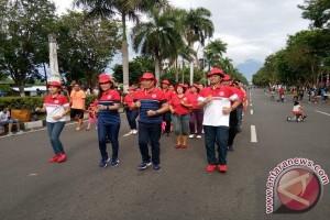 CFD Momen Foto Bersama Masyarakat Kota Bitung