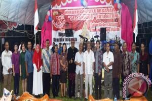 Mantiri Hadiri Kerukunan Keluarga Jawa Kota Bitung