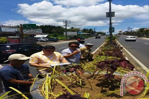 Komisi C DPRD Manado Periksa Proyek Taman 2,5 KM