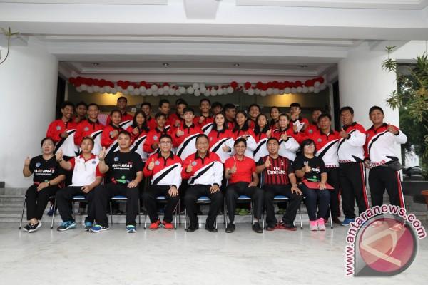 69 Atlet Sulut Ikuti Popnas XV Semarang