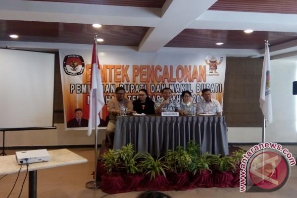 KPU Minahasa Tenggara Gelar Bimtek dan Sosialisasi Tahapan Pencalonan