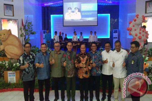 Hasibuan Ajak Komisi VII DPR-RI Dukung Bitung Percontohan LCMT