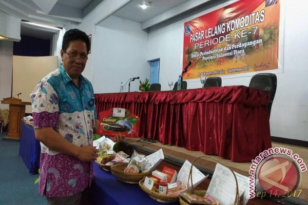 Jagung Dominasi Pasar Lelang Komoditas Ke-7 Sulut