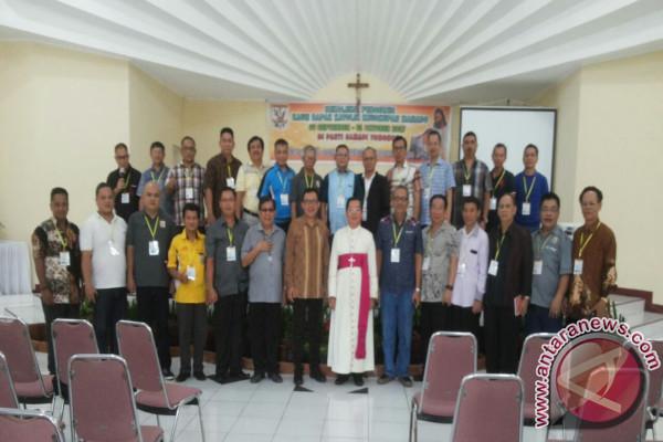 Susunan BP KBK Keuskupan Manado
