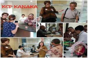 Pelayanan di BNI Kanaka