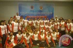 BNPB: Wartawan Berperan Penting Kurangi Risiko Bencana - (d)
