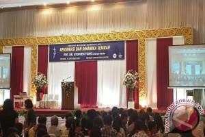 Dihadiri Sajow, STEMI dan Sinode GMIM Gelar Konvensi Nasional Reformasi 500