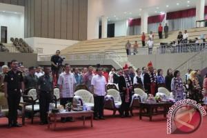 Sajow Apresiasi Launching Pilkada Minahasa