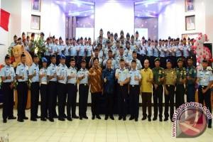 Wali Kota Bitung Terima Kunjungan PKS A-102
