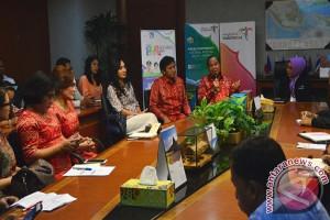 Lomban Promosikan FPSL 2017 Ke Kementerian Pariwisata