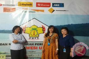 ANZ Tingkatkan DPK Pameran Pembangunan Sulut