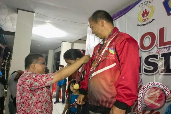 1 Miliar Untuk Atlit Minahasa Peraih Medali