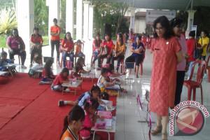 Pencanangan Gerakan Indonesia Membaca