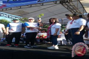 KKK Jakarta Peduli pada Lingkungan Kota Bitung, Sukseskan FSPL 2017