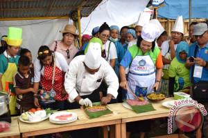 Juri Chef Profesional Ramaikan Lomba Masak FPSL