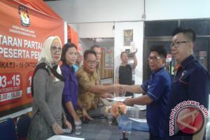 KPUD Minahasa Utara Nyatakan Nasdem Ke Tahapan Selanjutnya