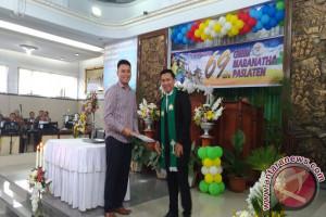 Pelantikan Panitia Pemuda Sinode GMIM 2017