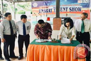 """Unsrat-BNI Buka """"Food Park Unsrat"""" Tunjang Pendidikan"""