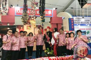 Stand Minahasa Tarik Perhatian di Ajang Nusantara Expo