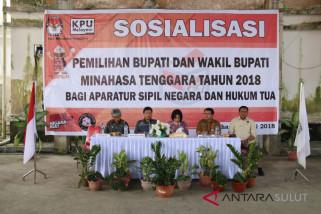 Pilkada Minahasa Tenggara - Ormas ajak masyarakat lawan politik uang