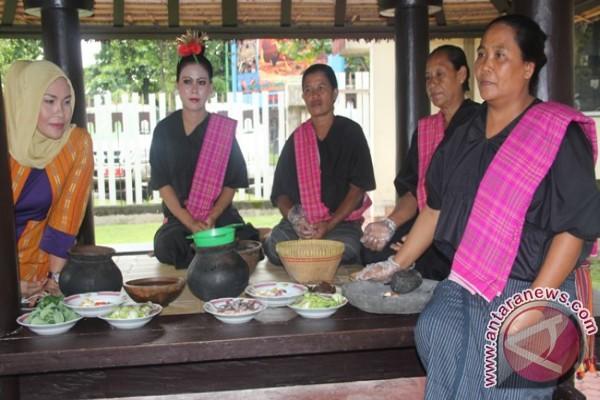 Institut kuliner Amerika dokumentasikan makanan tradisional NTB