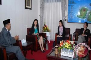 Konjen RRT di Surabaya temui Gubernur NTB