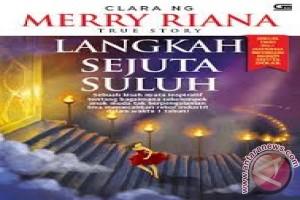 Resensi buku - Langkah Merry Riana Tebarkan Cahaya Lentera