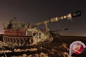Tank Israel serang Gaza
