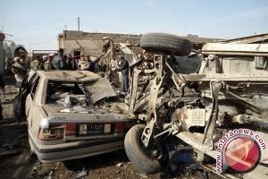 Bom mobil bunuh 11 orang di Baghdad saat buka puasa