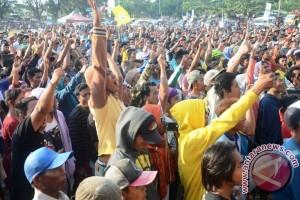 Pilkada Lombok Utara pertarungan dua petahana