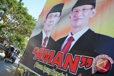 """Panwaslu Mataram kabulkan permohonan pasangan """"Sahaja"""""""
