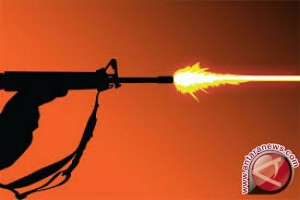 Terduga teroris jadi dalang penembakan kapolsek