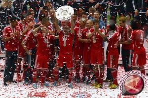Ringkasan hasil pekan ke-31, Muenchen selangkah lagi cetak rekor baru Bundesliga