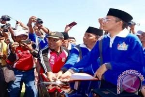 Gubernur Resmikan Program Gotong Royong Sumbawa Barat