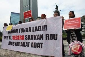 Ketidaktegasan pemerintah picu konflik pemilikan tanah adat