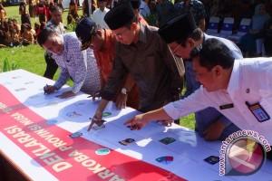 NTB Deklarasikan Antinarkoba 2016