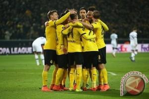 Hajar Wolfsburg 5-1, peluang Dortmund juara masih terbuka