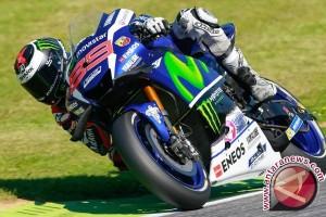 Menangi duel dengan Marquez, Lorenzo menangi MotoGP Italia