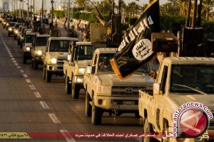 Fallujah digempur pasukan Irak, ISIS bertahan mati-matian