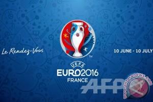 Skuad final 24 tim peserta Euro 2016