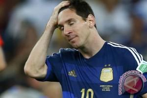 Messi jadi cadangan pada Argentina versus Panama
