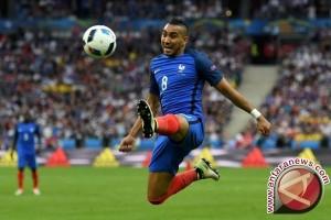 Pesta pora Prancis pada pembukaan Euro 2016