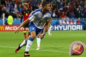 Euro 2016 - Italia bungkam generasi emas Belgia 2-0