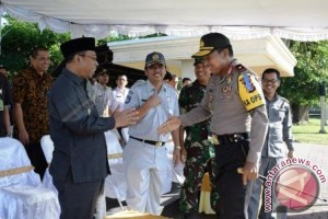 Lebaran 2016 - Polda NTB Terjunkan 1.883 Personel Amankan Lebaran