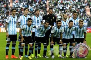 Argentina puncaki peringkat FIFA, Portugal lewati Spanyol