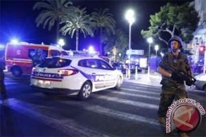Serangan teror truk di Prancis tewaskan 80 orang