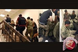 Foto-foto dramatis di istana presiden Turki